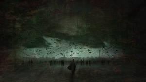Desolation II by VirginieRavel