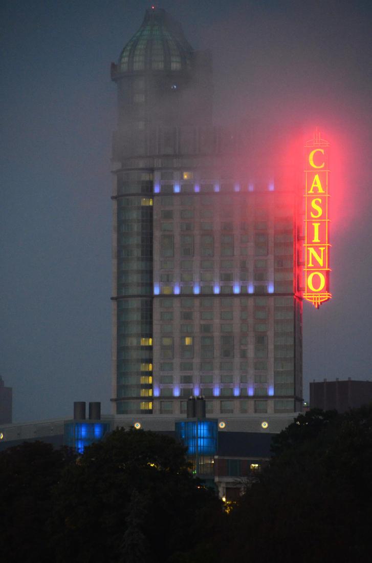 casino fog