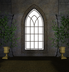 The arched window by sirocco-rc