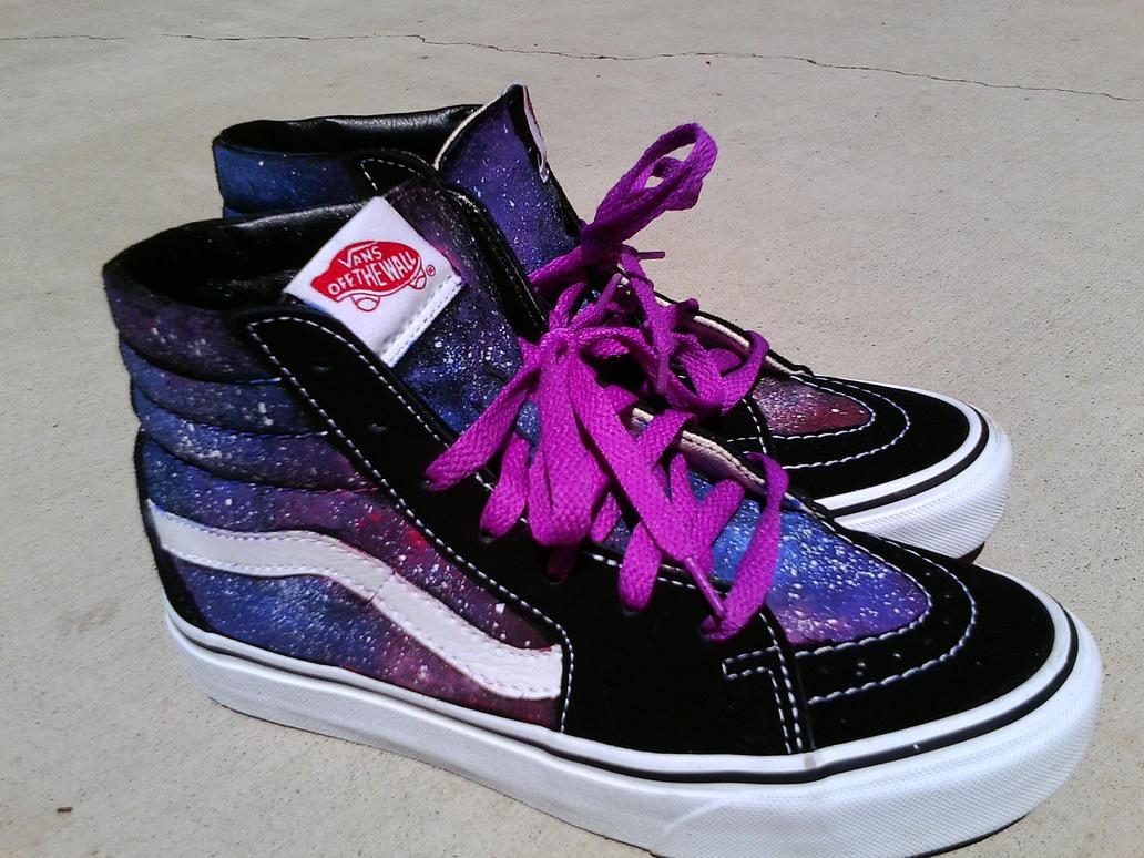 Van High Top Shoes