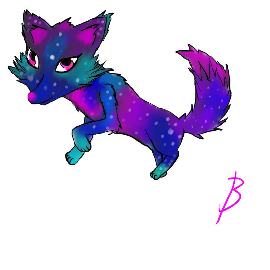 Fox Nebula Practice by xheraldxofxhopex