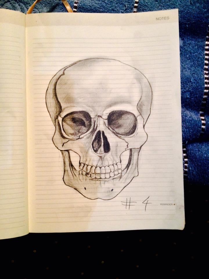 Skull by dejan91lp