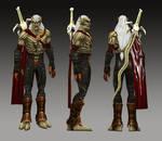 New Kain and Reaver Skin for LoK: Defiance Model