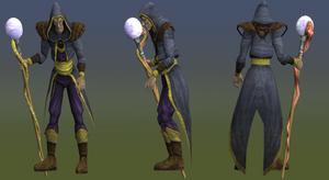 New Moebius Skin - Legacy of Kain: Defiance