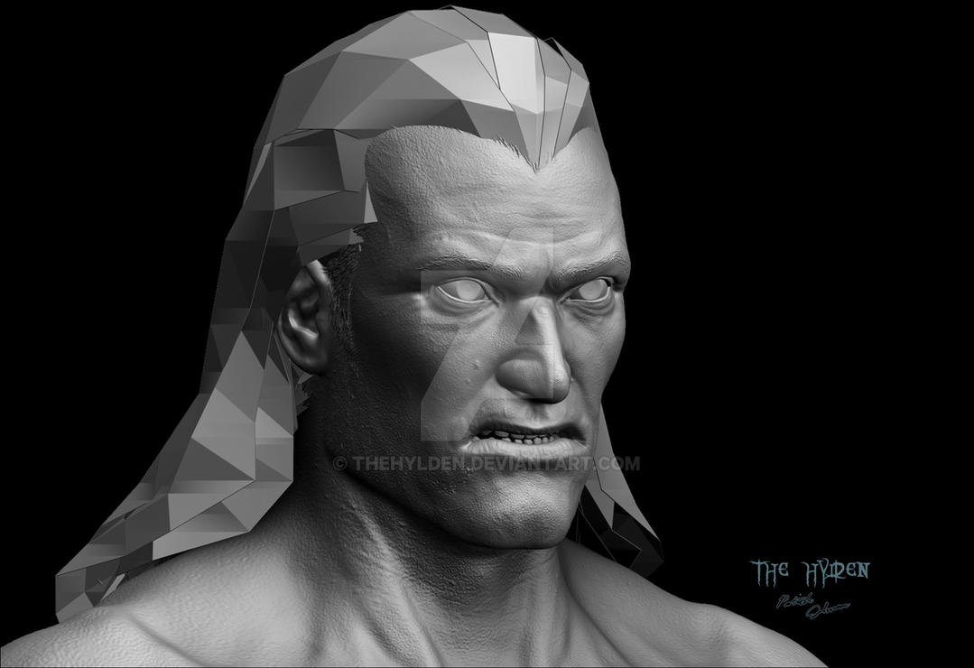 Human-Kain-HD-render-45-closeup by TheHylden