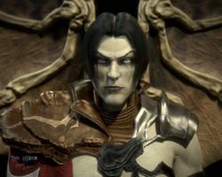 Lieutenant Vampire Raziel by TheHylden
