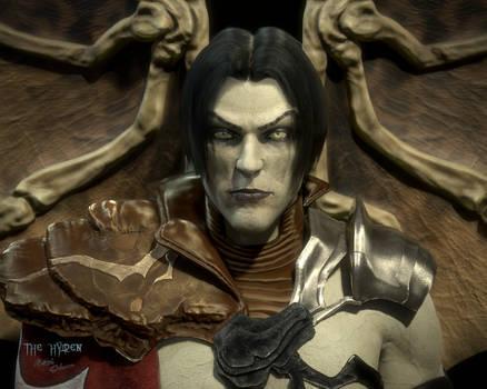 Lieutenant Vampire Raziel
