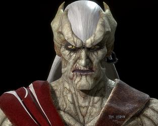 Elder Kain - Closeup by TheHylden