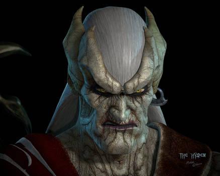 Elder Kain - Glyphx Grimace Recreation