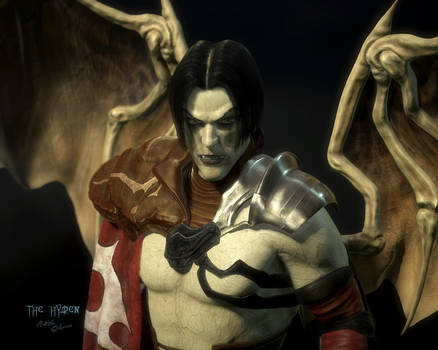 Vampire Raziel - Snarl