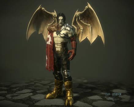 Vampire Raziel - Snarl full