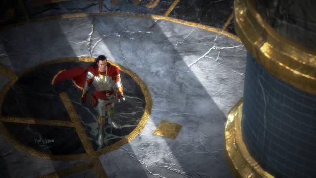 Nobleman Kain - Awe at the Pillars
