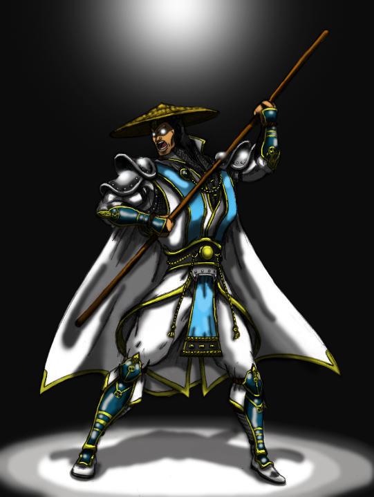 Mortal Kombat Raiden Drawings Mortal Kombat Online -...