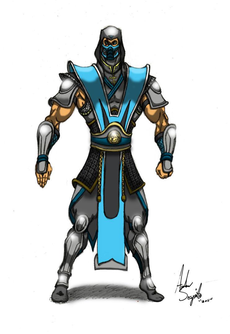 Grandmaster Sub-Zero by soysaurus1