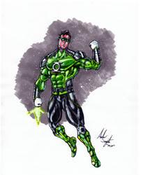 Green Lantern Design