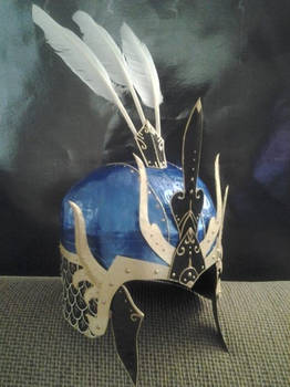 Dragon Helm (side view)