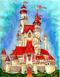 Fairy Tale Castle Design