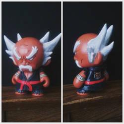 Heihachi Mishima Mini Munny Figure