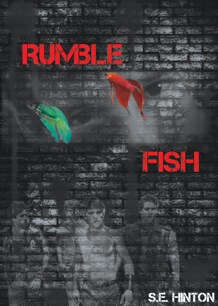Rumble fish by ashira2112 on deviantart for Rumble fish book