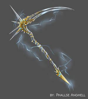 Baleforth, Thunder Scythe - Adoptable [OPEN]