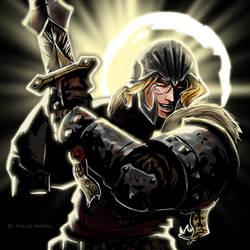 Zealot Crusader - Darkest Dungeon Skin by PhallseAnghell