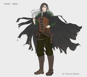 Chaos - Druid by PhallseAnghell