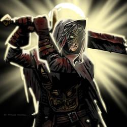 Darkest Dungeon - Exiled Leper Skin