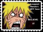 Naruto Stamp