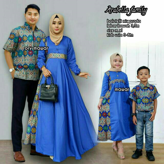 Model Baju Batik Terbaru Couple Keluarga 2018 By Habibimyhabibi On