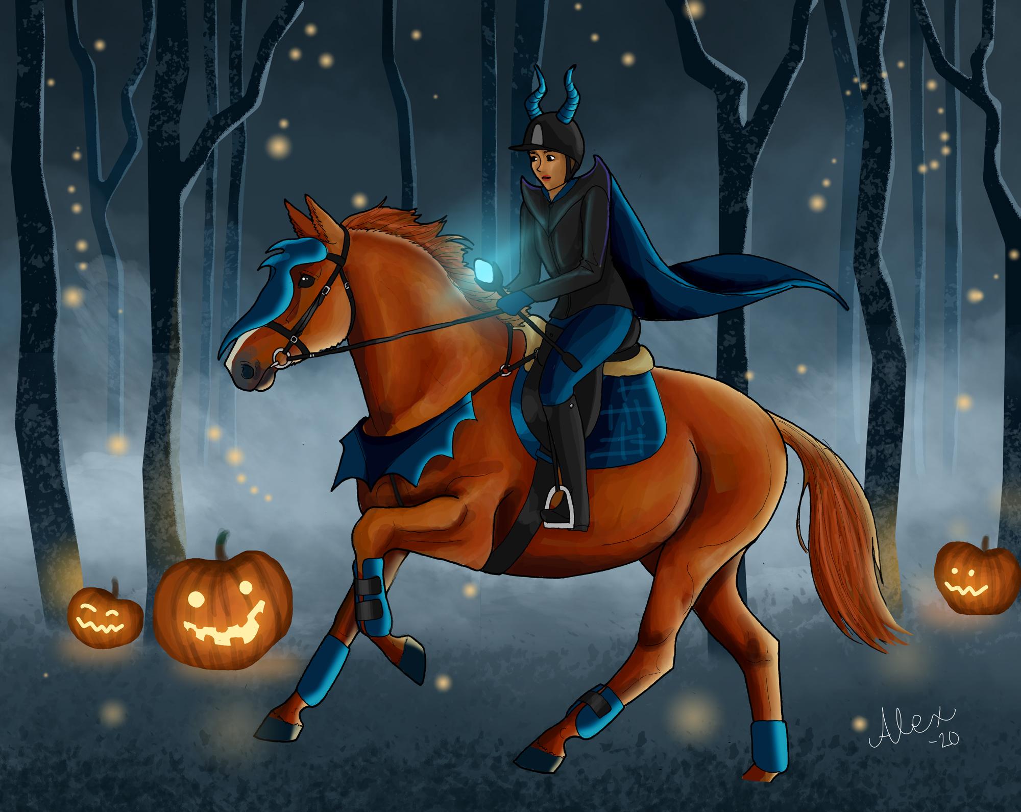 vaakku halloween