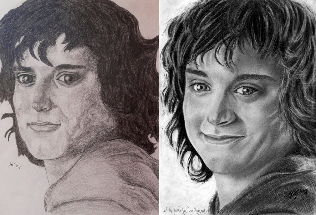 Kick Your Own ... - Frodo by Hallarhoswen