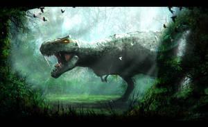 T-Rex by Aeflus