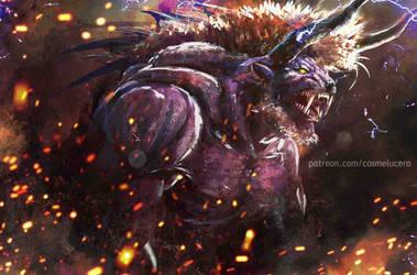 The Behemoth by Aeflus