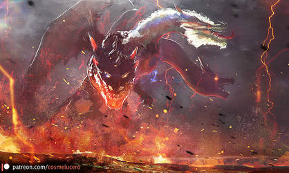 God Wrath Fatalis by Aeflus