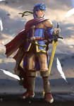 Ike Patreon by Aeflus