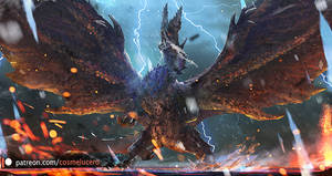 The Brilliant Darkness, Alatreon Patreon