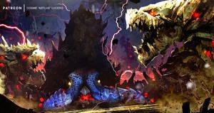 The Corpse Dragon, Nakarkos