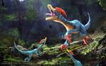 The Alpha Raptor, Velocidrome