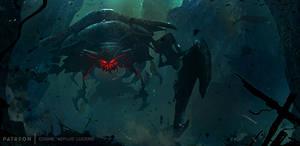 The Guardian of Atlantis, Leviathan