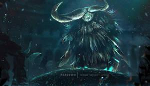 The Ocean Dragon, Ceadeus