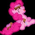 Caked-Up Pinkie Pie