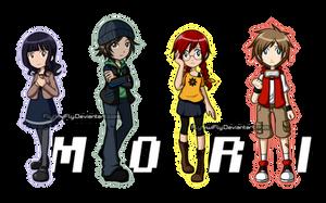 Digimon Memento Cast by FlyKiwiFly