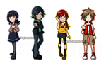 Digimon Memento Cast