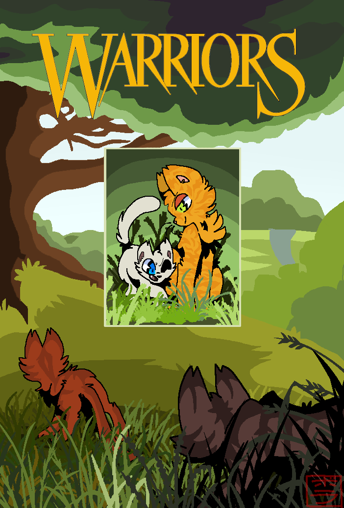 Warrior Cats Into The Wild Book Online