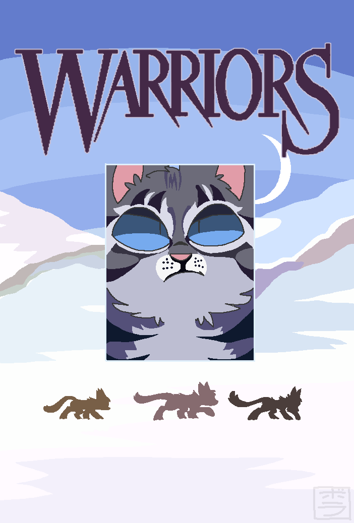 Warrior Cats New Prophecy Books