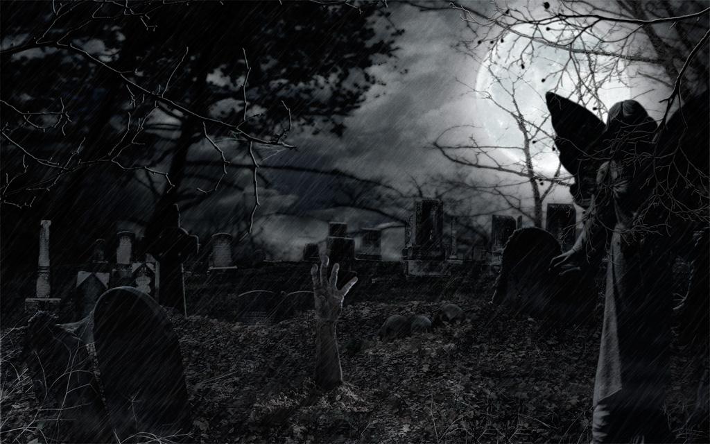 Cemetery by makm