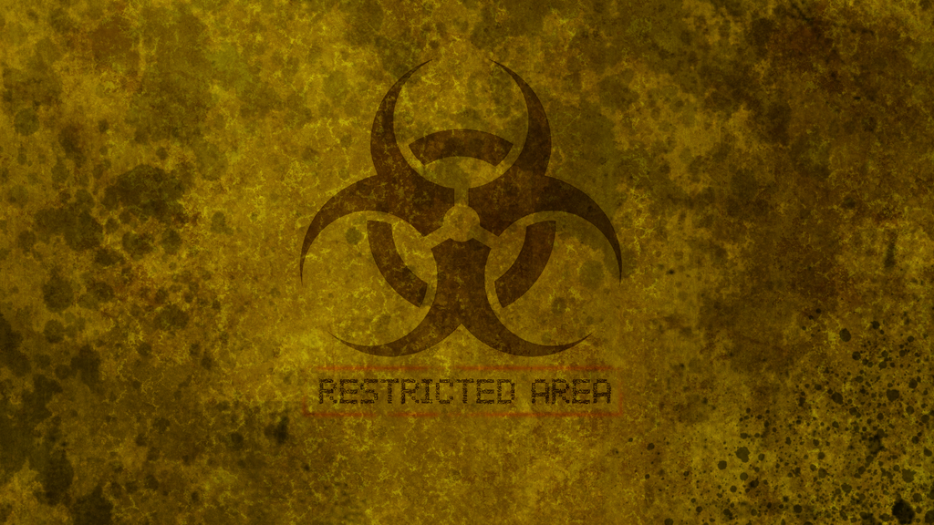 Restricted Area by Mr-Evo