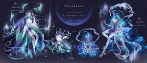 [Closed | auction] CS Sacralior 1-2