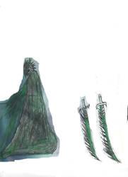 Icoriaus The Hydra 8 general of Leviathain