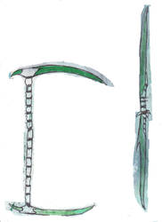 the weapon of Icoraius